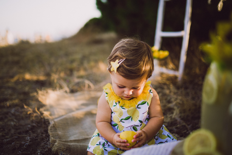 Fotografía de niños en marbella