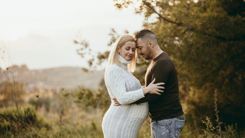 sesion de embarazo en marbella