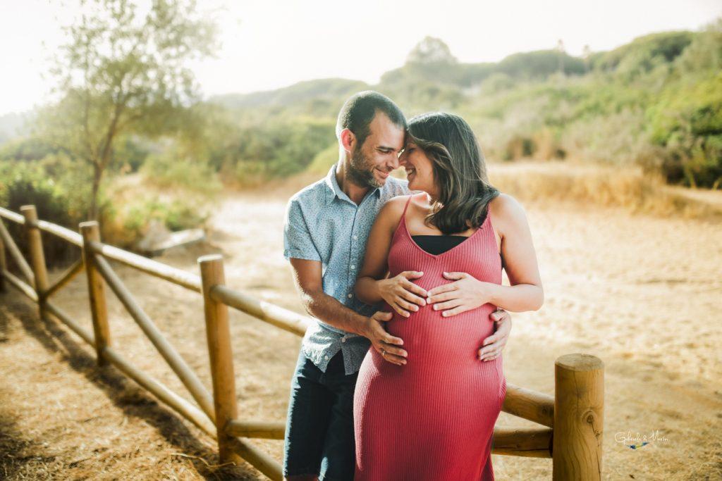 Fotografía de embarazo en Marbella