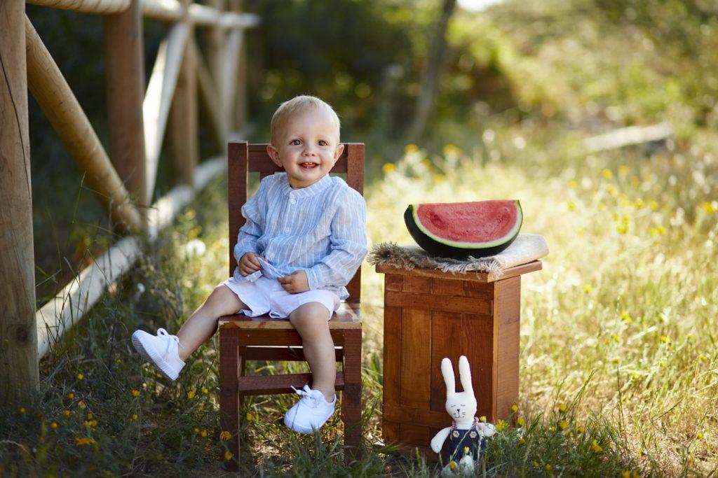 fotografia infantil en marbella