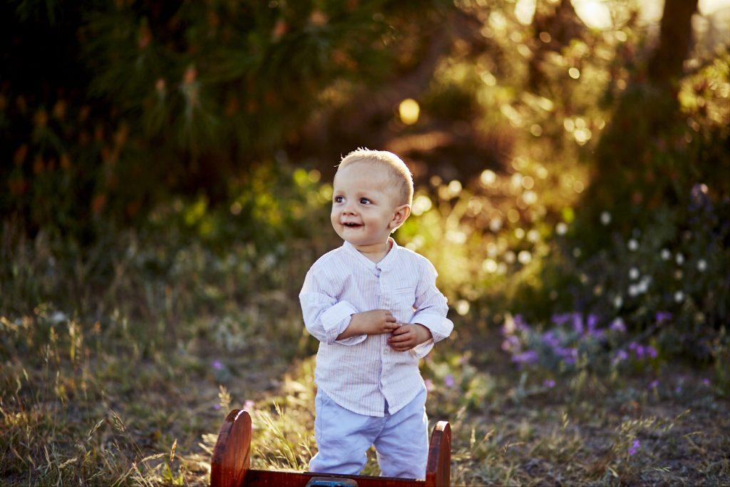Fotografos de bebes en Marbella