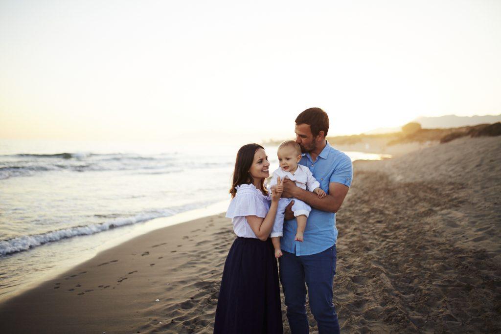 fotografos de familia en marbella