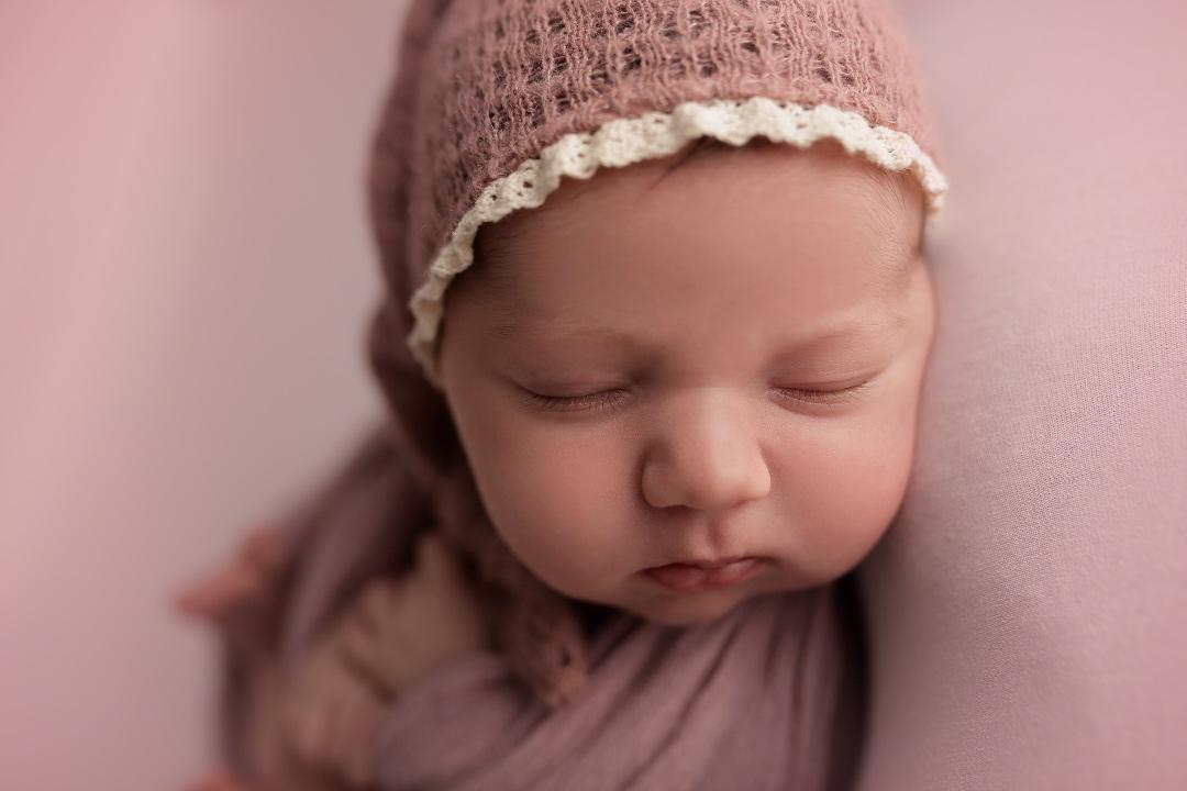 Fotografía de bebés a domicilio