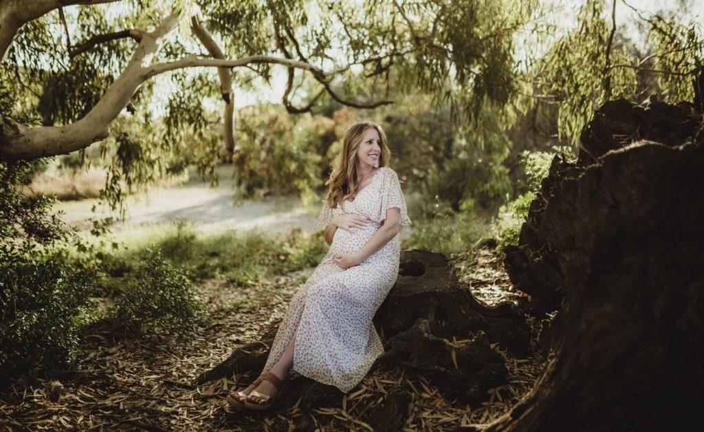 fotos de embarazo en malaga